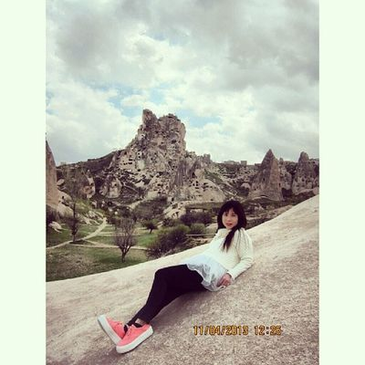 20130411 Cappadocia Turkey ExoticCity Exotic Stone