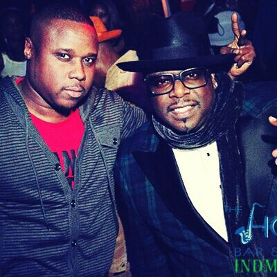 with cedric the entertainer
