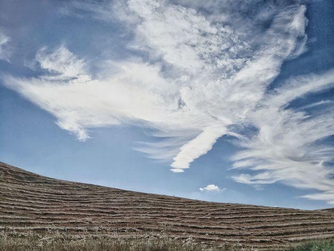 Agriculture Blue Rural Scene Mountain Sky Cloud - Sky Landscape