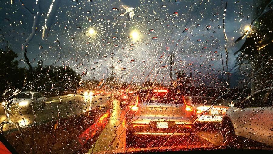 Rain and