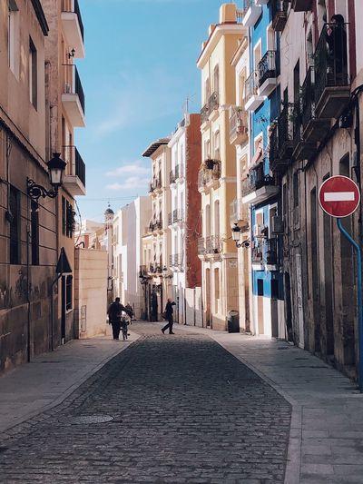 La calle Old