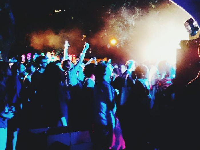 巨獸森林派對。 巨獸搖滾 Rock'n'Roll 草東沒有派對 Indierock Live Music