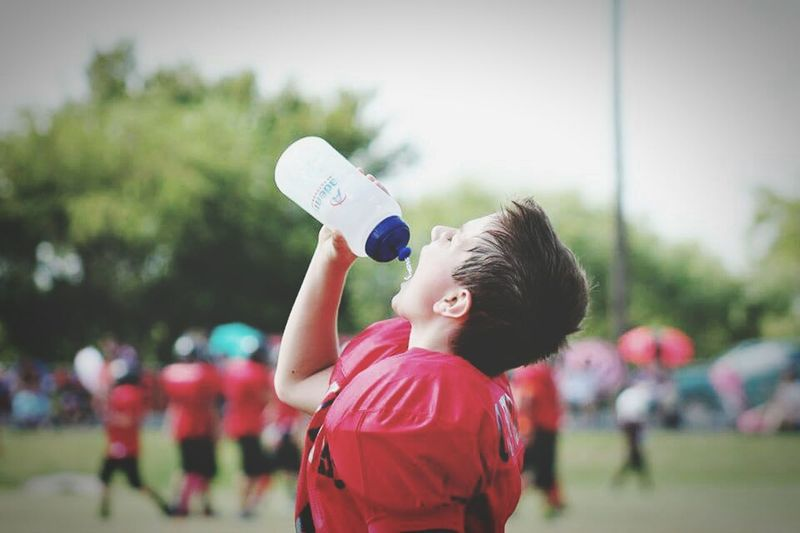 Football Thirsty