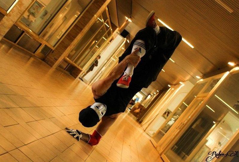Breakdance Dancing Hip Hop