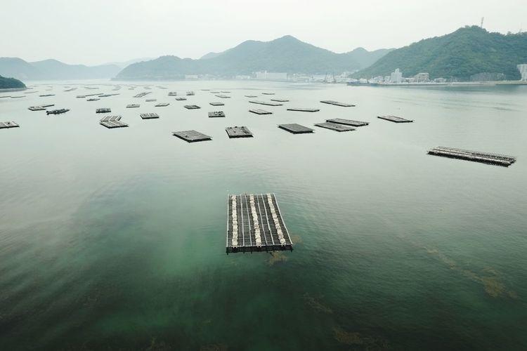 頭島大橋より。 Trip Sea Holiday Snapshot Landscape_Collection The Traveler - 2015 EyeEm Awards at Japan
