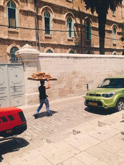 My Commute Jerusalem