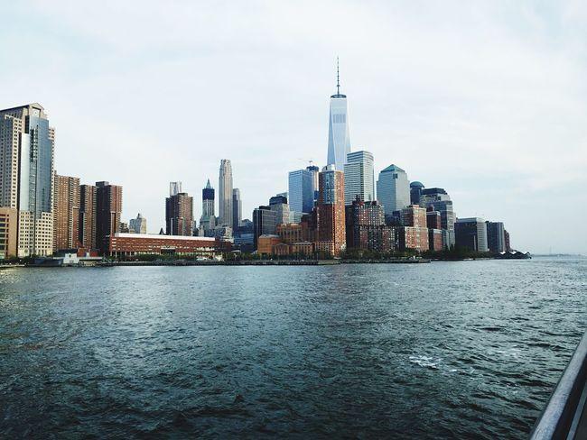 New York Skyline  The Great Outdoors With Adobe The Street Photographer - 2016 EyeEm Awards