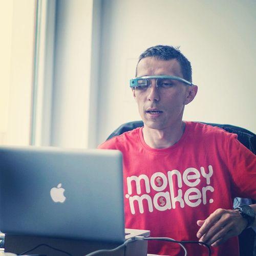 GoogleGlass Moneymaker Me