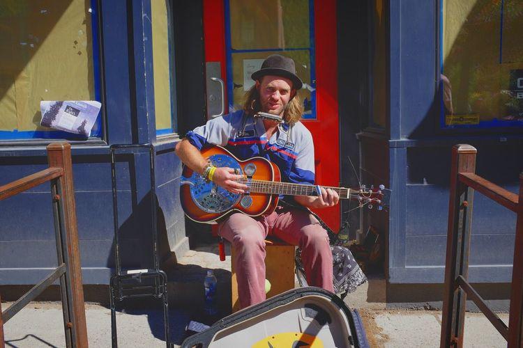 Blues Streetphotography Fujifilm Street Photography FUJIFILM X100S Music Musician