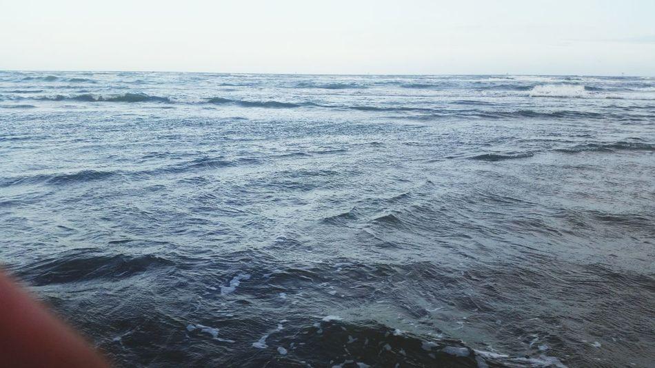Water Mustang Island Memories Peaceful View Balance Appreciation Enjoying Life
