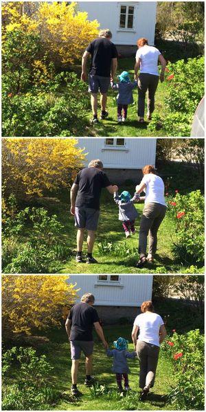 Grandparents Family Matters Love Summer