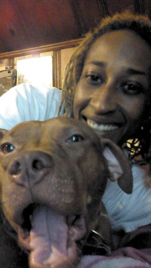 I love my babies... Mommy & Nautica .... Animals Pitbulls Love That's Me Love Without Boundaries Pitbulllove Pretty Hott ATL Flow Attractive Cutie Pitbullmom Pitbulllover Pitbullsofficial Cheese! Check This Out Pitbull♥ Enjoying Life Beauty