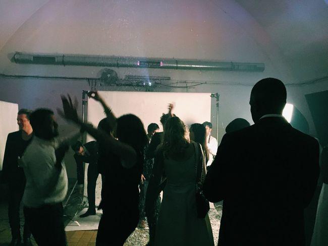 EyeEmXmas2015 Party Dancing