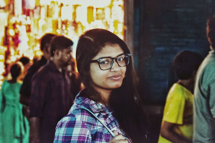sisters can be a great model if you know how to handle them😂, still she gave the best in the poorest lighting. NIGHT LIFE OF INDIA. EyeEm Selects The Portraitist - 2018 EyeEm Awards Eyeglasses  Friendship Portrait Togetherness Men Looking At Camera Headshot Office Coworker Close-up Glasses Head And Shoulders Mid Adult Couple Thinking Thoughtful Attractive Pretty Receding Hairline Vision Asian  The Fashion Photographer - 2018 EyeEm Awards The Street Photographer - 2018 EyeEm Awards This Is Natural Beauty