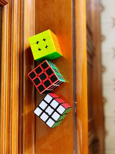 Rubik's cube on