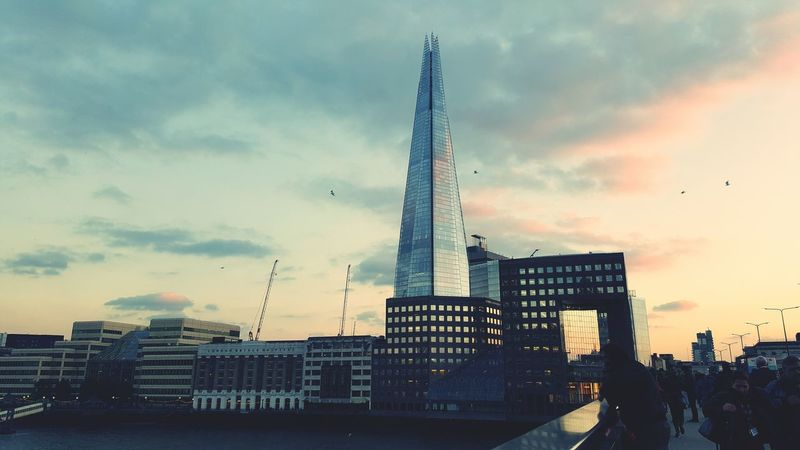 Londonlife Cityofdreams  Theshard