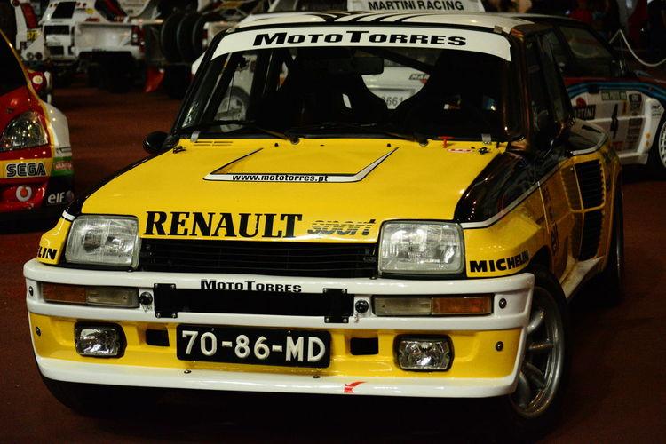 Rally Rally Car