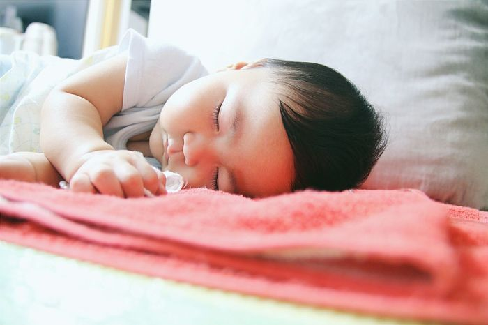 Capture The Moment Sleeping Baby Boy Nice Dreams Calmness Home Sweet Home