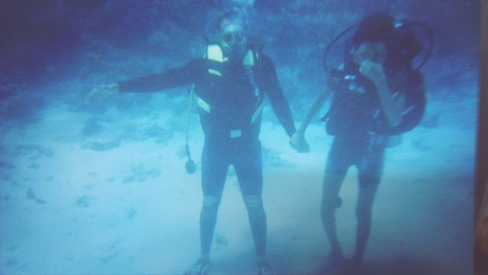 diving in Hurghada Sea with Adventure Hello World Good Old Times