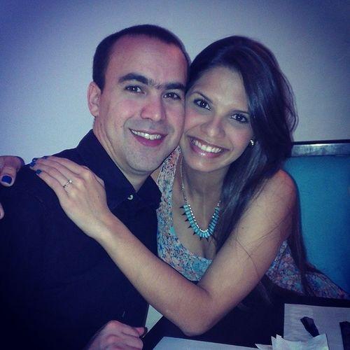 Con mi esposa Hatillo Maracuchos Mojitos