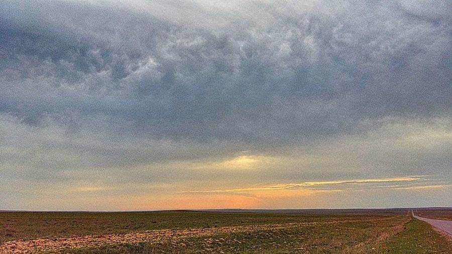Beautiful Nature Sky Kazakhstan Happy New Year Happy Nauryz