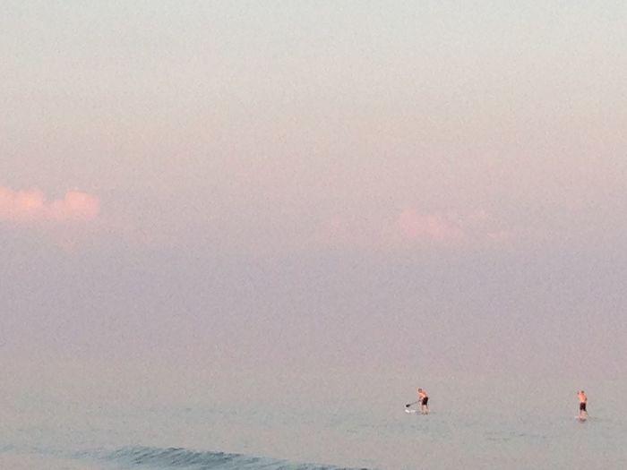 ocean evening Taking Photos