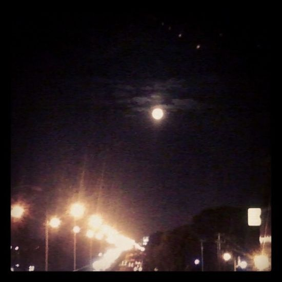 After the movies on the bridge... Night Lights Moonlight Empire Of Lights Visitmexico