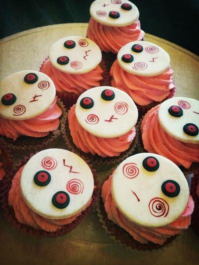 Cupake Saw SugarSugarNantes Horror Cupcake 🎂
