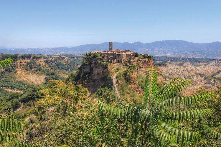 Civita di Bagnoregio Italy Umbria Civita Di Bagnoregio Landscape_photography Landscape_Collection Landscape EyeEm Best Shots - Landscape Traveling Tadaa Community