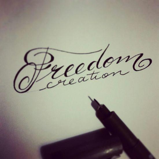 Befree Handwork Calligraphie