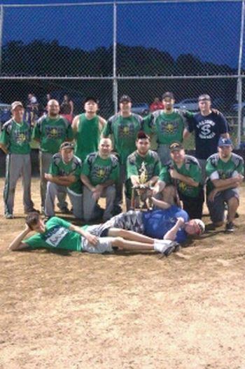 2nd place 2013 summer league