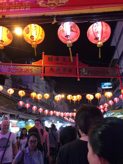 Chinesenewyear Travel Destinations Lighting Equipment Night Celebration