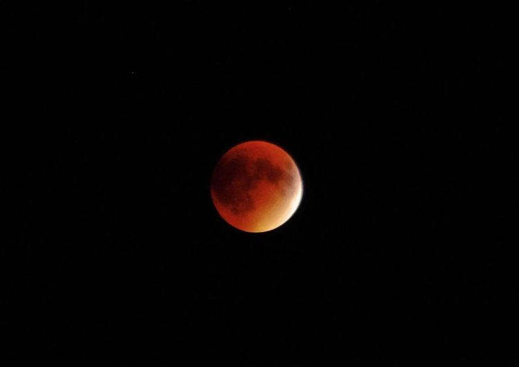 Lunar eclipse! Moon Bloodmoon