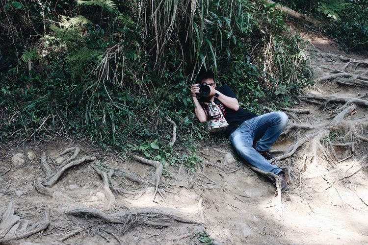 愛人拍我無極限👏🏼 忘憂森林