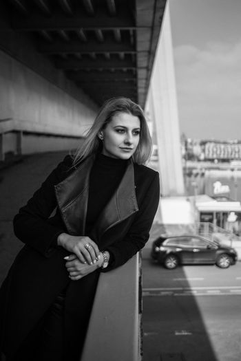 Daniela Fashion Oneperson Fujifilm Xpro2 Fujixseries Fujifilm_xseries Slovakia The Week on EyeEm One Person Adult Only Women Young Adult Long Hair Front View One Woman Only People Adults Only Portrait Beautiful Woman Young Women Women