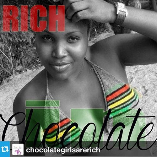 Repost from @chocolategirlsarerich with @repostapp --- @duppy__kankera thank you beautiful pictures you have more to come! Chocolategirlsarerich Richinchocolate Blackgirlsrock Style TBT  Teamallshades