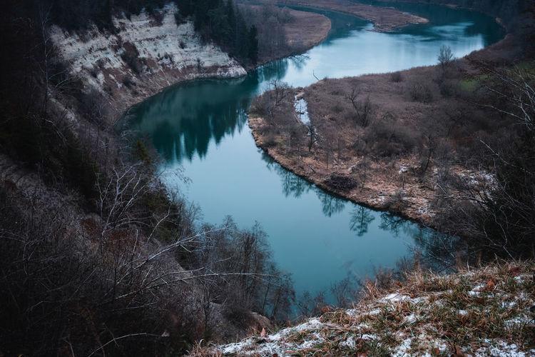 River iller near altusried