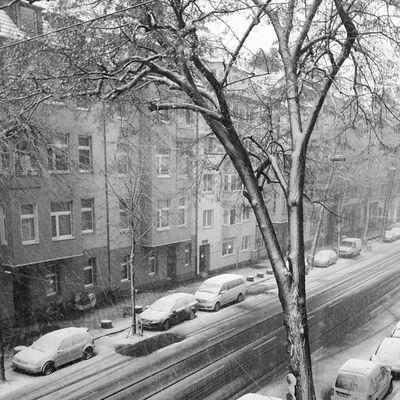 ❄❄❄ #snow #white #streets Streets Snow White