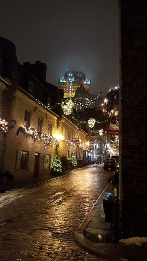 Winter in Quebec City Canadianchristmas Chateaufontenac ChristmasQuebeccity Chutemontmorency Oldquebec Quebeccity Snowscene Wintetimeinquebec