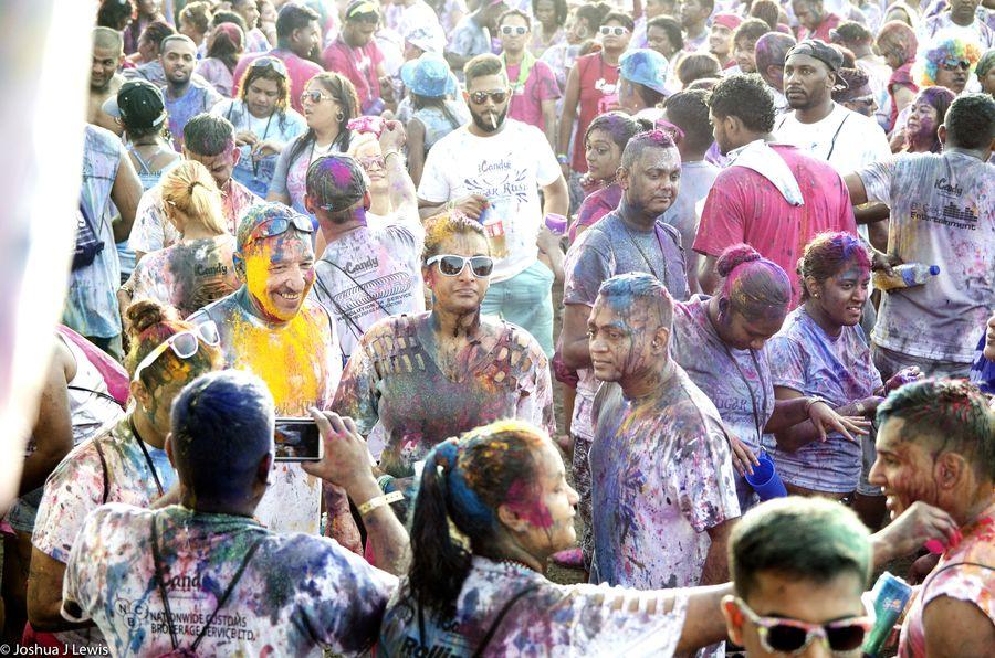 Icandytt Carnival Trinidad And Tobago People Crowd
