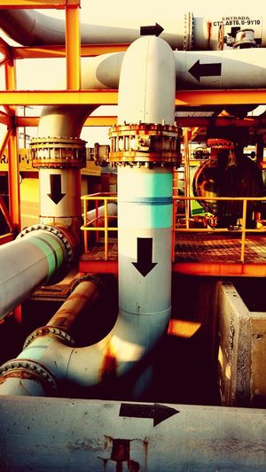 Pipe - Tube No People Outdoors Close-up Moto X Play Photo Manzanillo,Colima Fuel And Power Generation