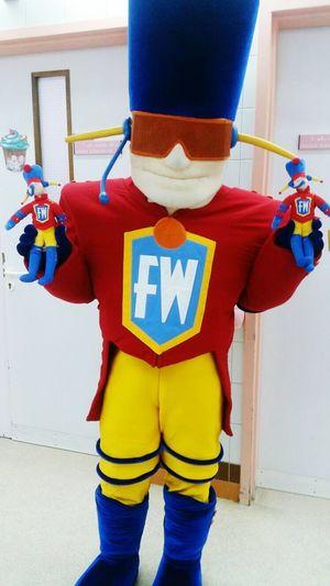 Freddy wonderman @ fantasy world toystore kuwait First Eyeem Photo