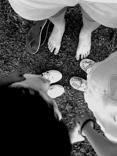 Best friends Bestfriend Best Friends Playground Grass Kids Kid Trio EyeEm Best Shots EyeEm Gallery Eye4photography  EyeEm Best Edits EyeEmBestPics EyeEm Best Shots - Black + White Mobilephotography First Eyeem Photo Showcase March Feet