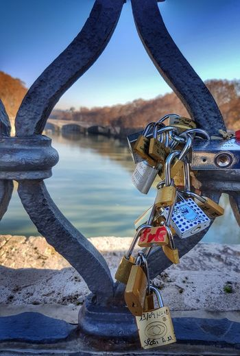 Lovely Weather Lovephotography  Riverscape River Collection Locks Of Love The Week On Eyem
