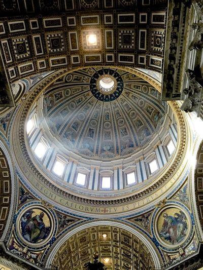 Basilica Papale di San Pietro in Vaticano Vatican St.Peter Vaticano Remigiusz Kurtz Remik_K VaticanCity IPhoneography IPhone Firestarter F1restarter