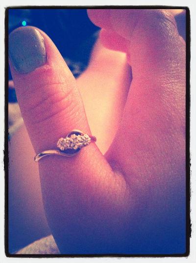 My nana's engagement ring
