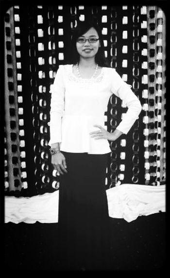 Black & White night elegant