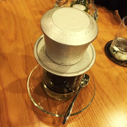 Vietnam Drip Coffee Travel