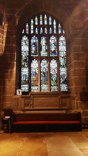 Window Indoors  Place Of Worship History Travel Destinations Day Cultures No People Architecture