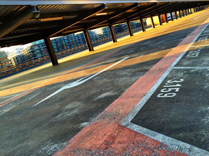 parking area Arrow Arrow Symbol Asphalt Car Park Car Parking Dividing Line Dividing Lines Guidance Numbering Numbers Parking Parking Area Parking Garage Parking Lot Parking Place Parking Places Parking Space Parkingarea Parkinggarage Parkinglot Road Road Marking Roadmarking Roadmarkings Roofed